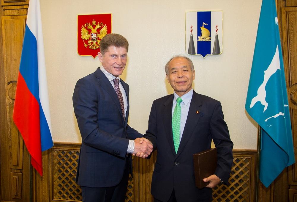 Сахалинское правительство предлагает ввести для россиян режим трехдневных безвизовых поездок в  Японию