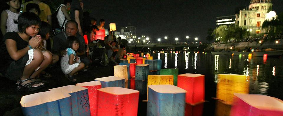 В Хиросиме беспокоятся о преемственности групп переживших атомную бомбардировку