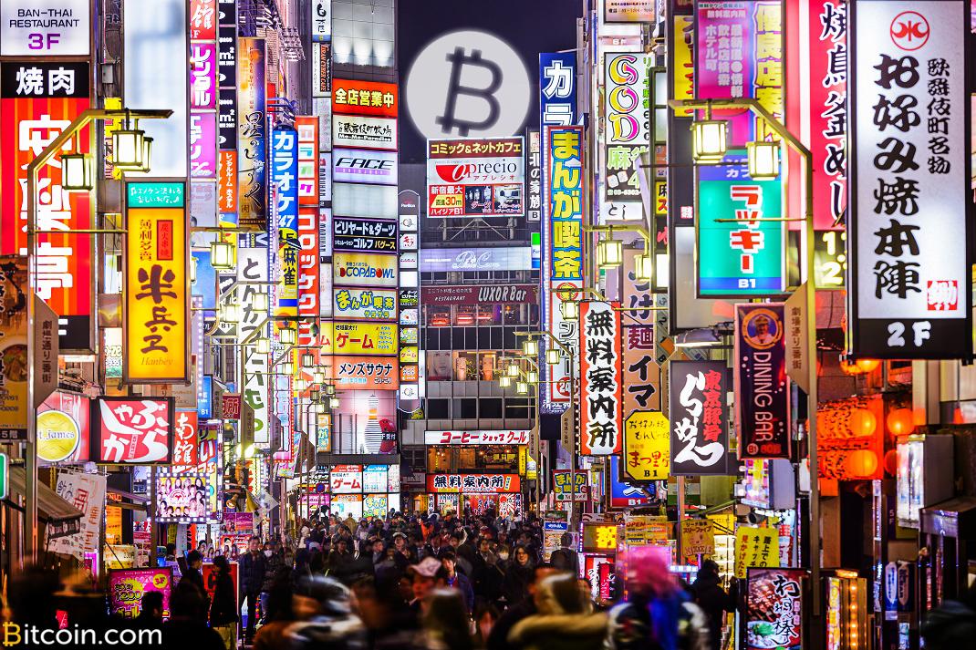Япония раздает лицензии крипто-биржам