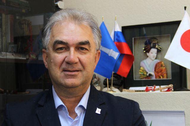 Игорь Мандрашов: «В Ульяновск приедут писатели, повара, артисты»