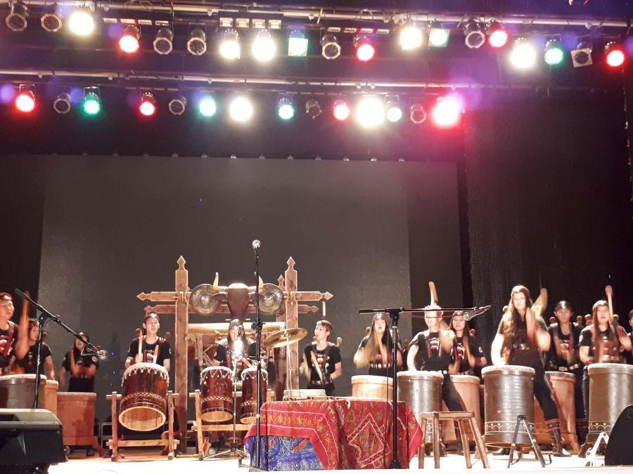 Музыкальный фестиваль «Великий Шелковый Путь» в Якутске