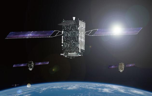 Японская GPS начнет функционировать с ноября