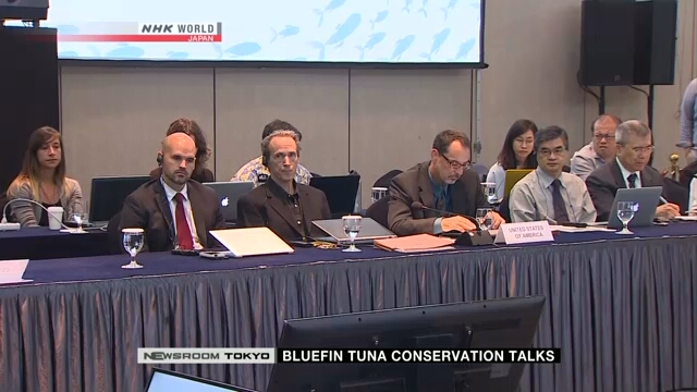 Открылась конференция по вопросам восстановления популяции голубого тунца
