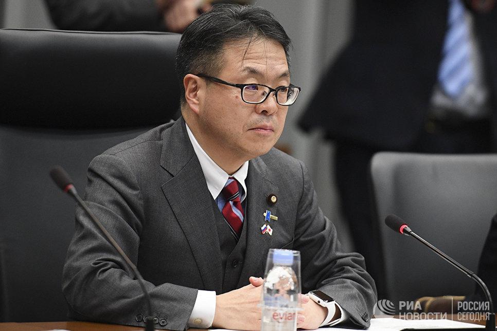 Хиросигэ Сэко: делегация российских бизнесменов посетит Хоккайдо 4 сентября
