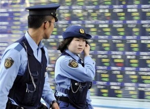 Зарубежным стажерам рассказали, как обезопасить себя от преступлений в Японии