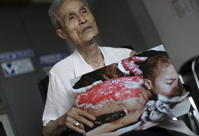 Ушел из жизни свидетель атомной бомбардировки Нагасаки