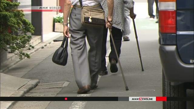 Правительство Японии рассматривает предложение о выходе на пенсию после 70 лет