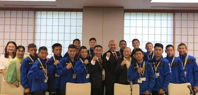 Футболисты Республики Саха в Японии