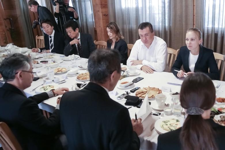 Владимир Миклушевский: Сотрудничество с Японией помогает развивать высокотехнологичное производство в Приморье
