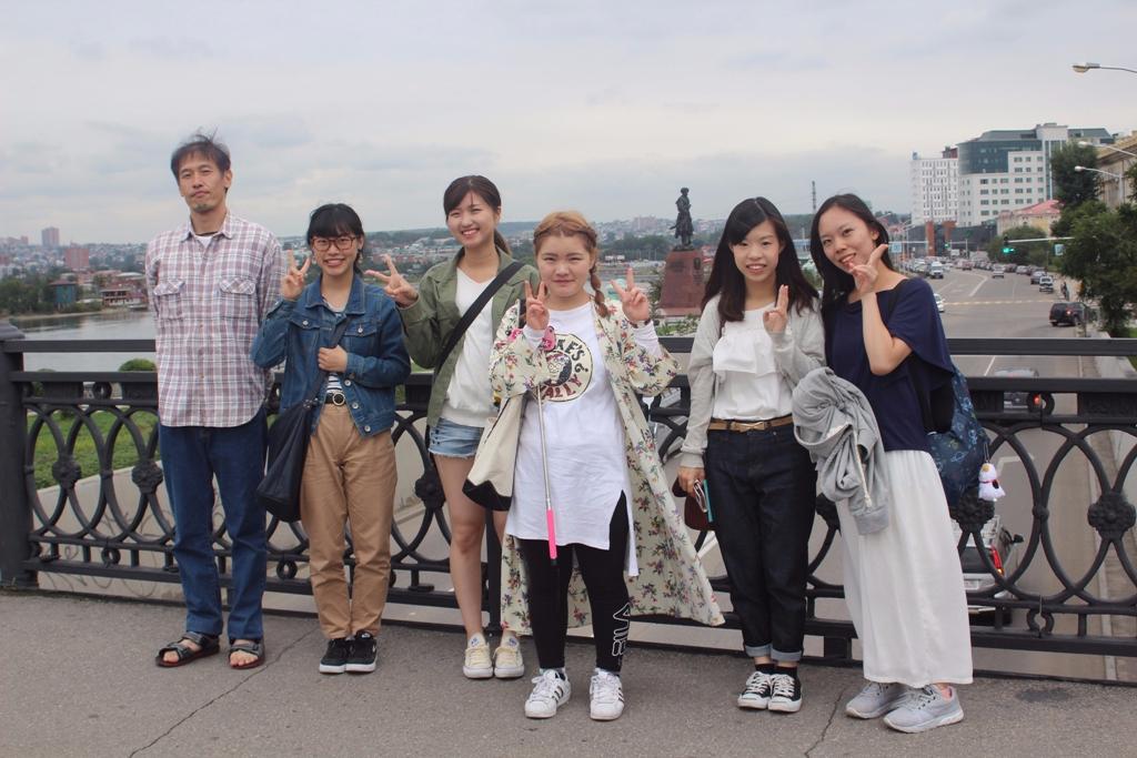 Японские студенты прошли языковую стажировку в МИЭЛ