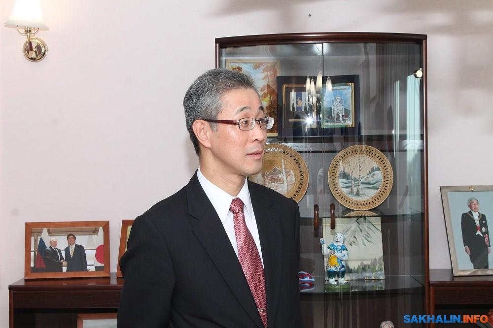 Грамоты от японского министра получили четверо сахалинцев