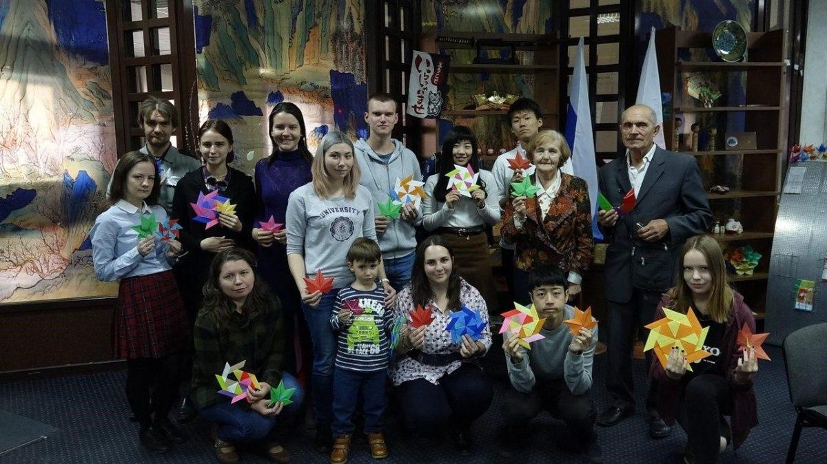 Встречи клубов Японского центра СФУ в сентябре 2017 года