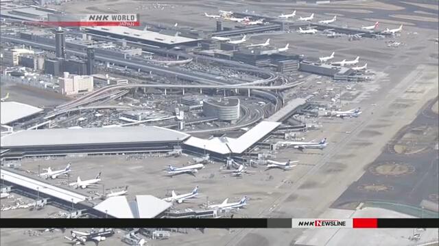 Для Олимпийских игр 2020 года в Токио создадут временный терминал в аэропорту