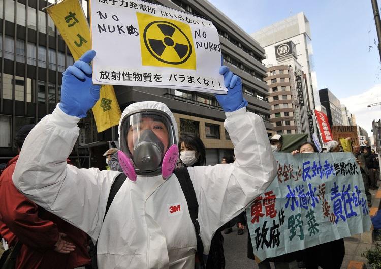 В Японии новая партия нацелилась на отказ страны от АЭС к 2030 году