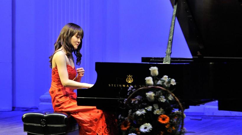 Японская пианистка Шино Хидака даст единственный концерт в Оренбурге