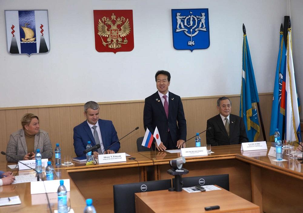 Асахикава и Южно-Сахалинск продолжат развивать сотрудничество