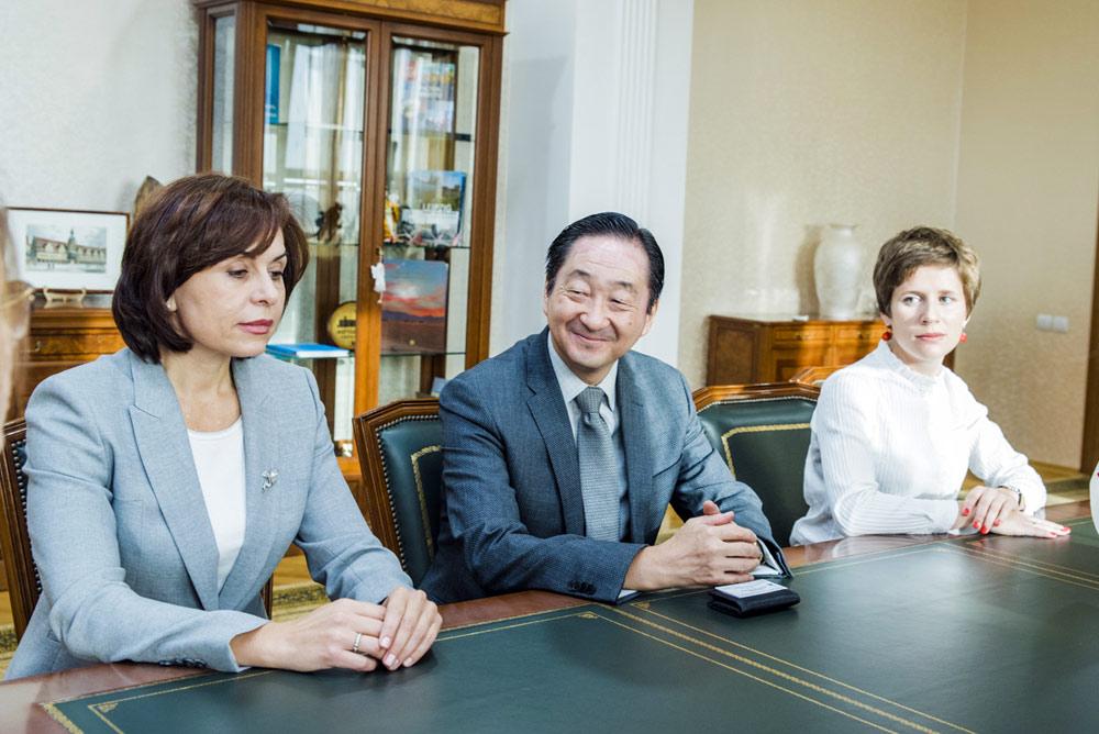 «Дни Японии в Оренбурге»  с 4 по 13 октября 2017 года