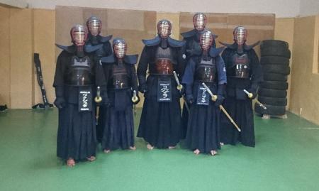 Чемпионат Карелии по кендо впервые прошел в Петрозаводске