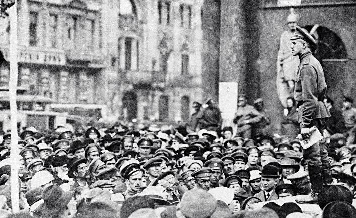 100 лет Русской революции. Поиск политических беженцев