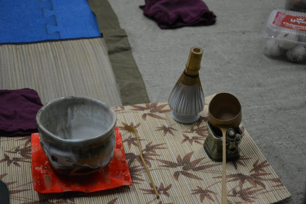 Осенние чайные встречи в клубе «Клан Такеда»