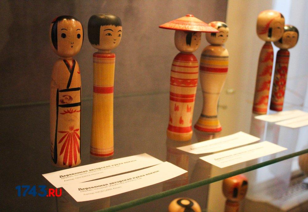 Японские куклы в Оренбурге