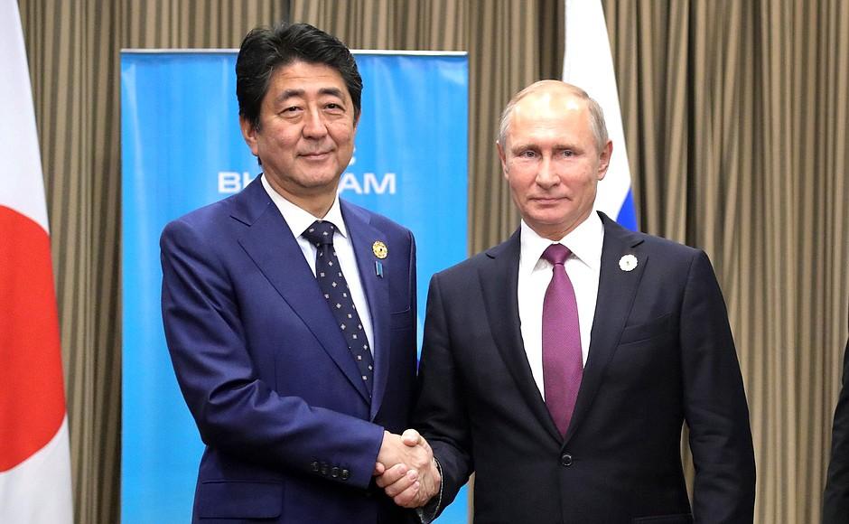 Соболезнования Премьер-министру Японии Синдзо Абэ
