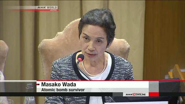 Жертва атомной бомбардировки города Нагасаки выступила на международной конференции в Ватикане