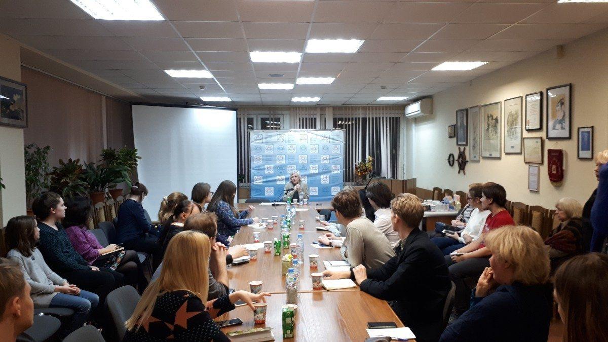 Лекция-семинар Виктора Мазурика «Образ мира по-японски» в Москве