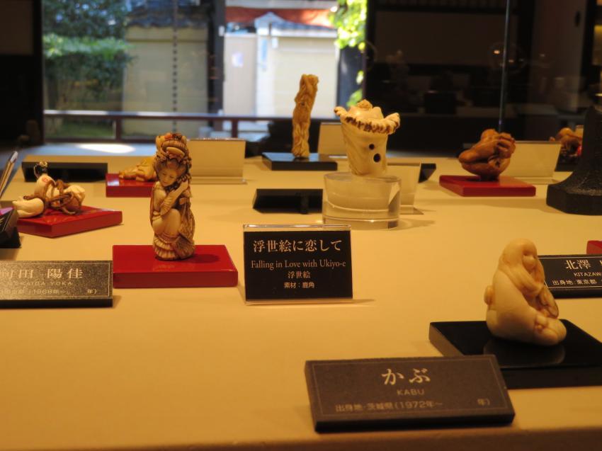 Нэцкэ: предметы быта, которые стали искусством
