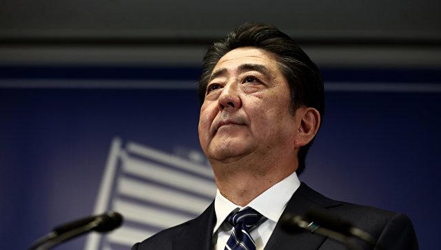 Синдзо Абэ отметил важность совместной с Россией деятельности на Курилах