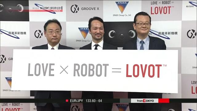 Фонд, пользующийся поддержкой правительства, инвестирует в компанию, занятую разработкой домашнего робота