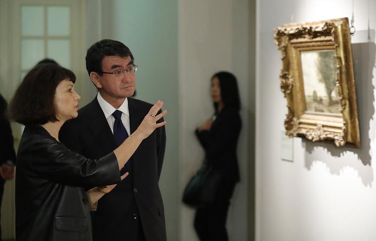 Пушкинский музей привезет в Японию 65 произведений импрессионистов в 2018 году