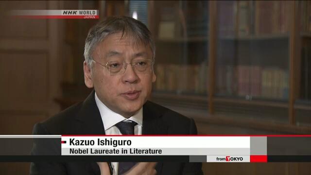 Лауреат Нобелевской премии по литературе Кадзуо Исигуро подчеркнул важное значение истины в литературе