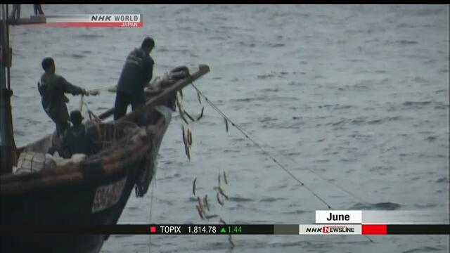 Япония усилит меры по пресечению незаконного рыболовного промысла