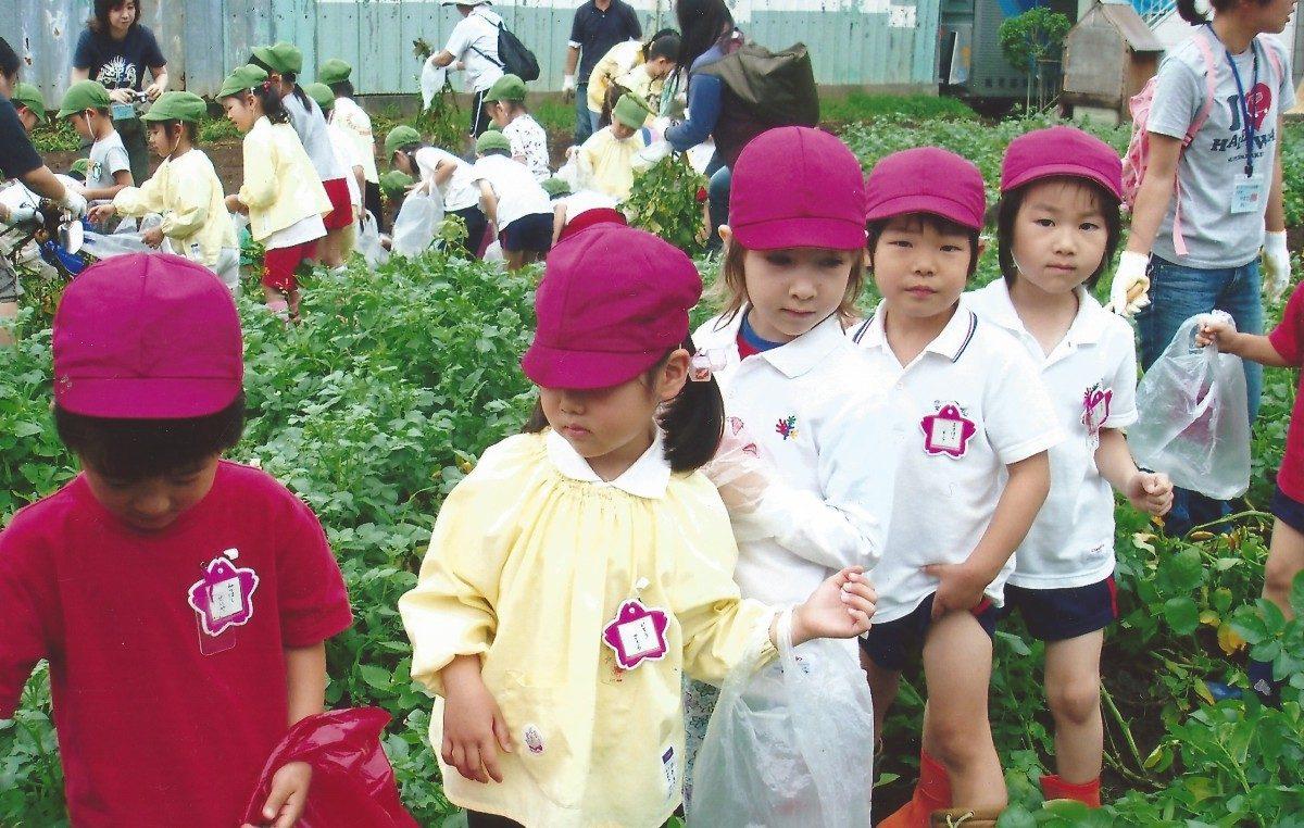 В Японии собираются ежемесячно выплачивать по $340 на всех воспитанников детсадов