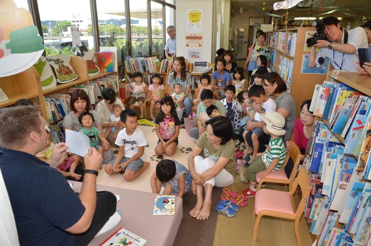 Японский детский сад: растим детей вместе