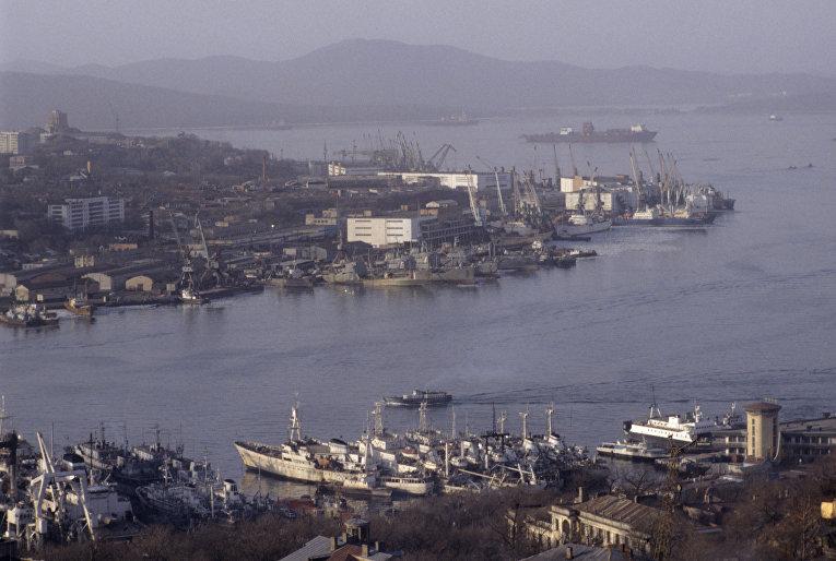 Япония предложила Дальнему Востоку ноу-хау в развитии портов