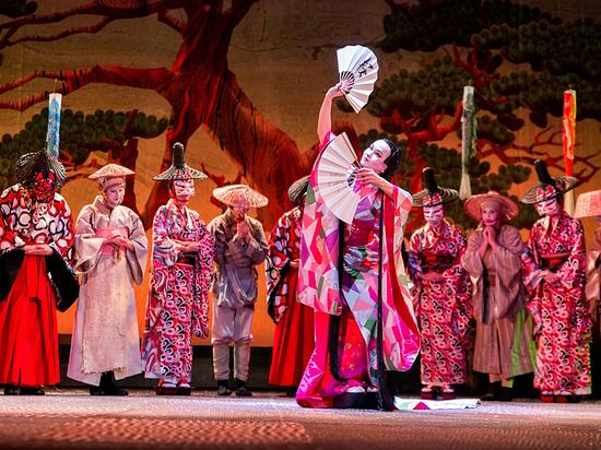 «Театриум на Серпуховке» превратился в Японию