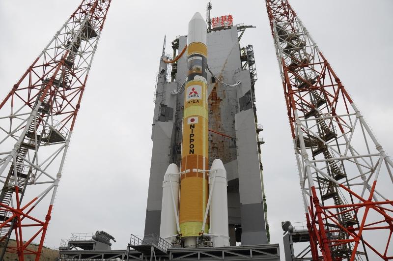 Япония успешно осуществила запуск двух спутников