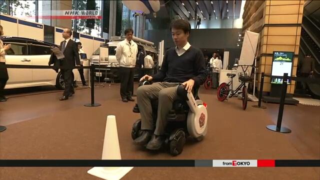 В Токио проходит выставка технологий для Олимпиады-2020