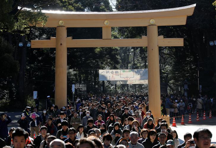 Гид по новогодним традициям Японии