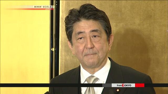 Премьер-министр Японии намерен предпринять новые шаги для защиты от угроз со стороны Северной Кореи