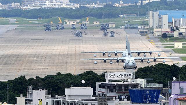 Губернатор Окинавы заявил, что не может доверять американским военным