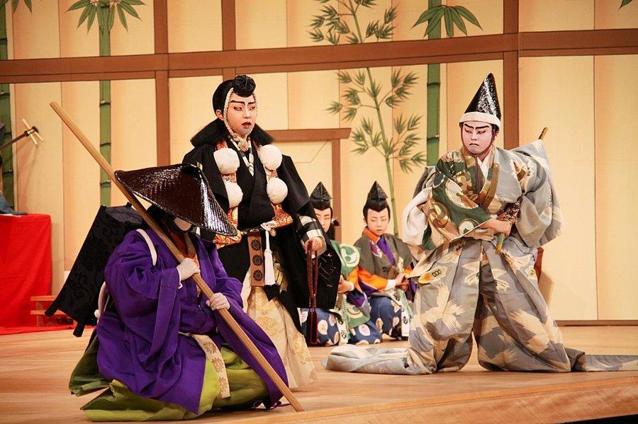 Гастроли японского театра кабуки пройдут в сентябре в Москве и Петербурге