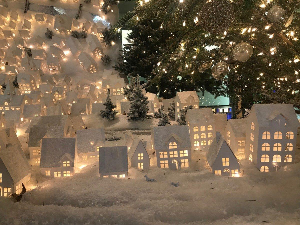 Рождество в Японии (фотоальбом, декабрь 2017 г.)