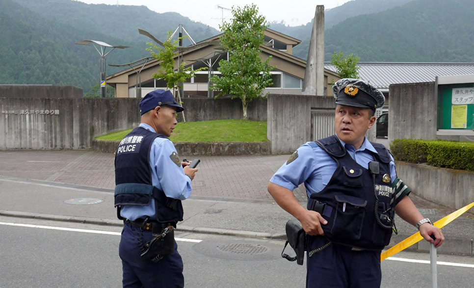 В Японии обыскали одно из отделений Организации граждан КНДР