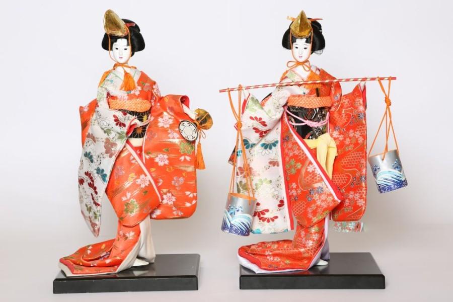 Открытие выставки «Самураи и красавицы: искусство и быт»