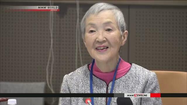 82-летняя программистка выступила в ООН