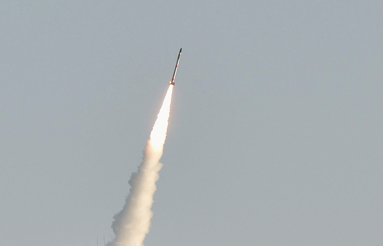 Японская ракета SS-520