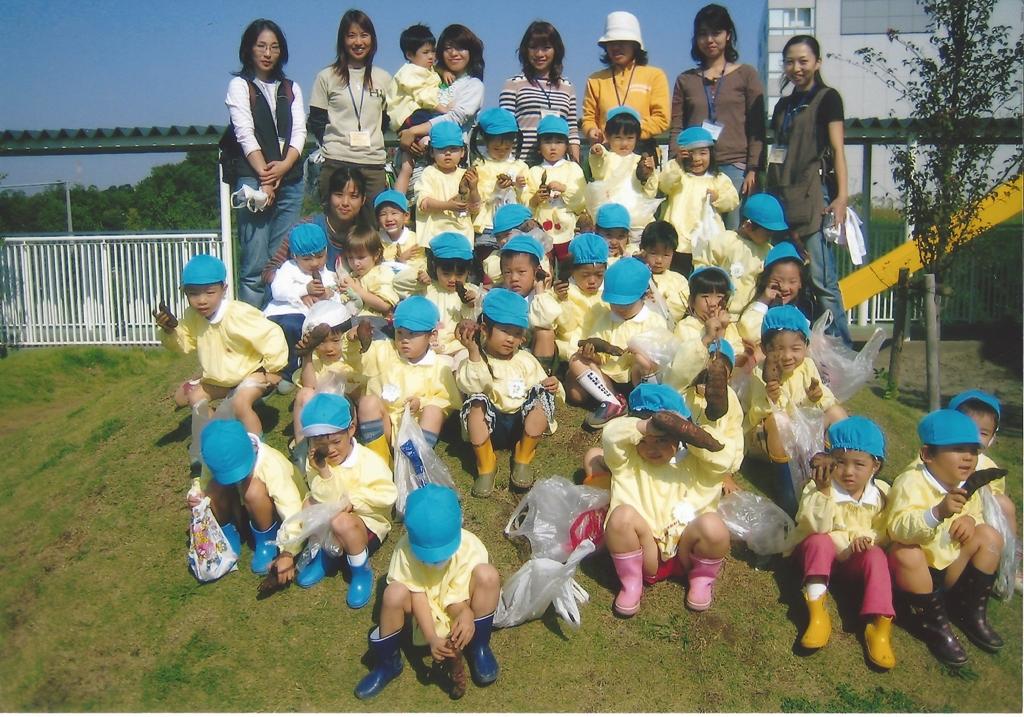 Поддержка детской самостоятельности и инициативы в японском детском саду